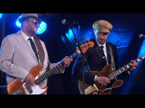 DONALD RAY JOHNSON & GAS BLUES BAND The Sky Is Crying NUITS BLUES MARNAZ FESTIVAL 2018