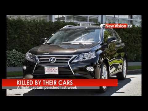 New Vision TV: Killed by their cars