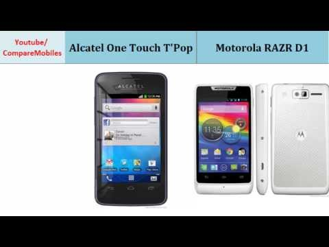 Alcatel One Touch T'Pop Reviews, Specs & Price Compare