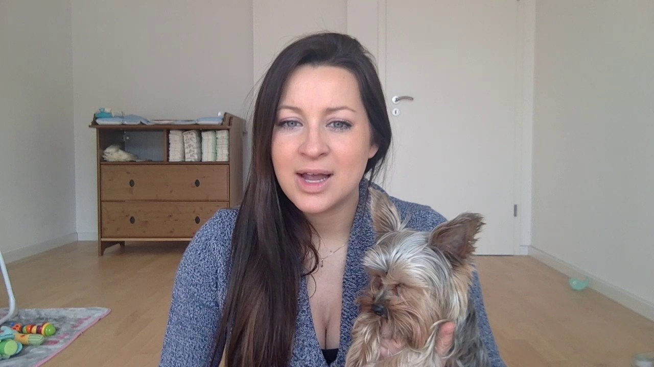 Ashley Leggat's Pregnancy Video Diary – Week 35 - YouTube