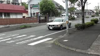 BMW 3.0CS 走行