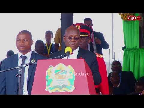 HD VIDEO: JPM alivyotangaza kuwasamehe Babu Seya na Papi Kocha
