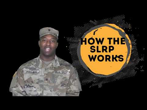 Explaining The  Army Student Loan Repayment  Program