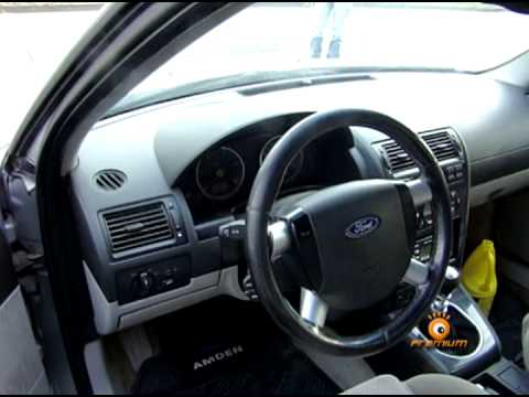 ford mondeo ghia 2002 12082014 youtube. Black Bedroom Furniture Sets. Home Design Ideas