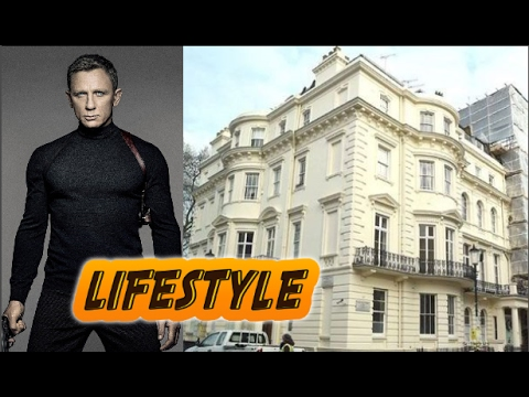 Daniel Craig Biography,Wife,Income,Cars,Houses and Net Worth