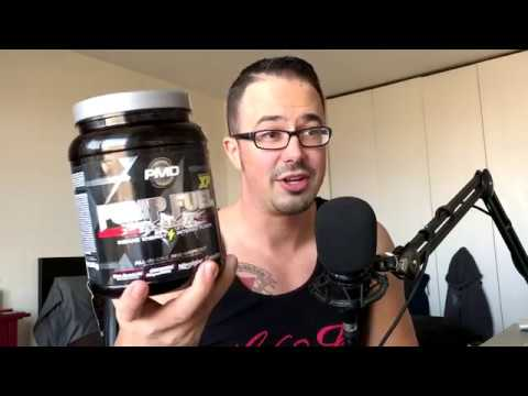 Review Pmd Pump Fuel Insanity Psyhco Strawberry Youtube