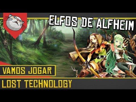 Lost Technology Alfheim - Campanha dos Elfos, Kitando com Alegria [Gameplay Português PT-BR]