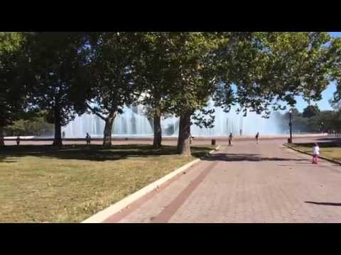 Flushing Meadows -Corona Park the 4-th largest park in NYC/Love Travel USA