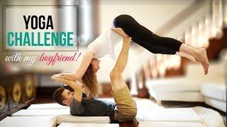 the yoga challenge feat my boyfriend