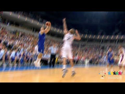 FISU GALA in Kazan - September 22nd - AWARD BEST ISF PARTNER - FIBA