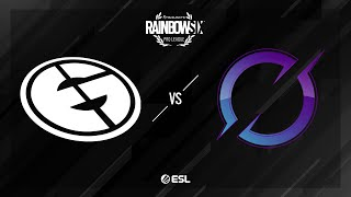 Evil Geniuses vs. DarkZero Esports - Consulate - Rainbow Six Pro League - Season X - NA