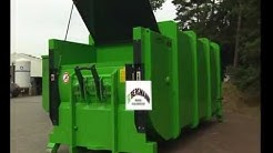 Bergmann MPB Wet Waste Compactors - contact us at www.kenburn.co.uk
