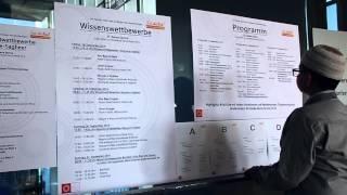 Kurzdoku Wissenswettbewerbe - 35. Salana Ijtema 2014
