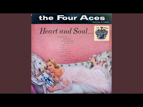 the four aces take me in your arms