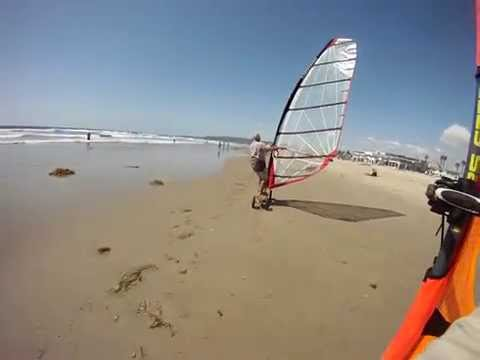 2015-05-18 Mission Beach Landsailing