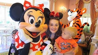 Video BREAKFAST WITH DISNEY! (6.29.14 - Day 520) download MP3, 3GP, MP4, WEBM, AVI, FLV Januari 2018