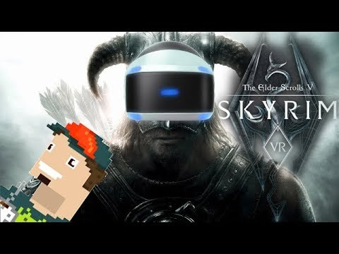 Soy un Dovahkiin!!    Skyrim VR Gameplay