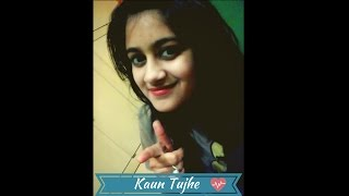 Kaun Tujhe | M.S. Dhoni - The Untold Story  | cover by Trapti Sharma