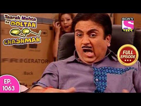 Taarak Mehta Ka Ooltah Chashmah - Full Episode  1063 - 13th  April  , 2018