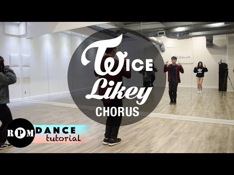 "TWICE ""Likey"" Dance Tutorial (Prechorus, Chorus)"