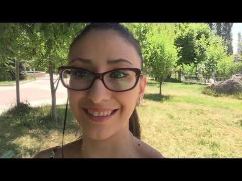 ВЛОГ ~2~ Гуляем в парке РАУ. ЕРЕВАН  | Irinochka HandMade