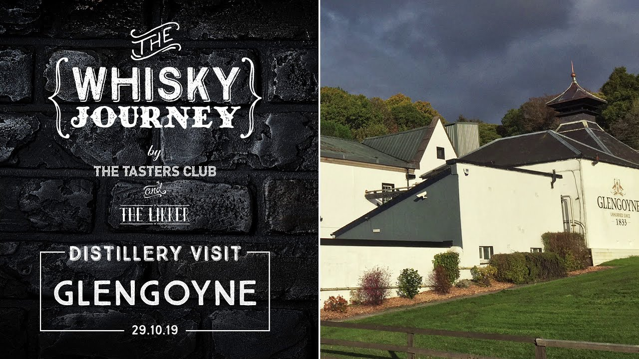 Whisky Journey – Glengoyne Distillery Visit