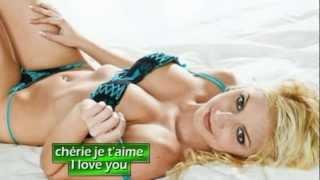 """Nadège Lacroix, Flavie Flament Les Filles Belles & Charmantes """"Besoin d'un peu d'amour"""" Télé SPI"""