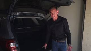 2017 Subaru Outback - Interior | Subaru Australia
