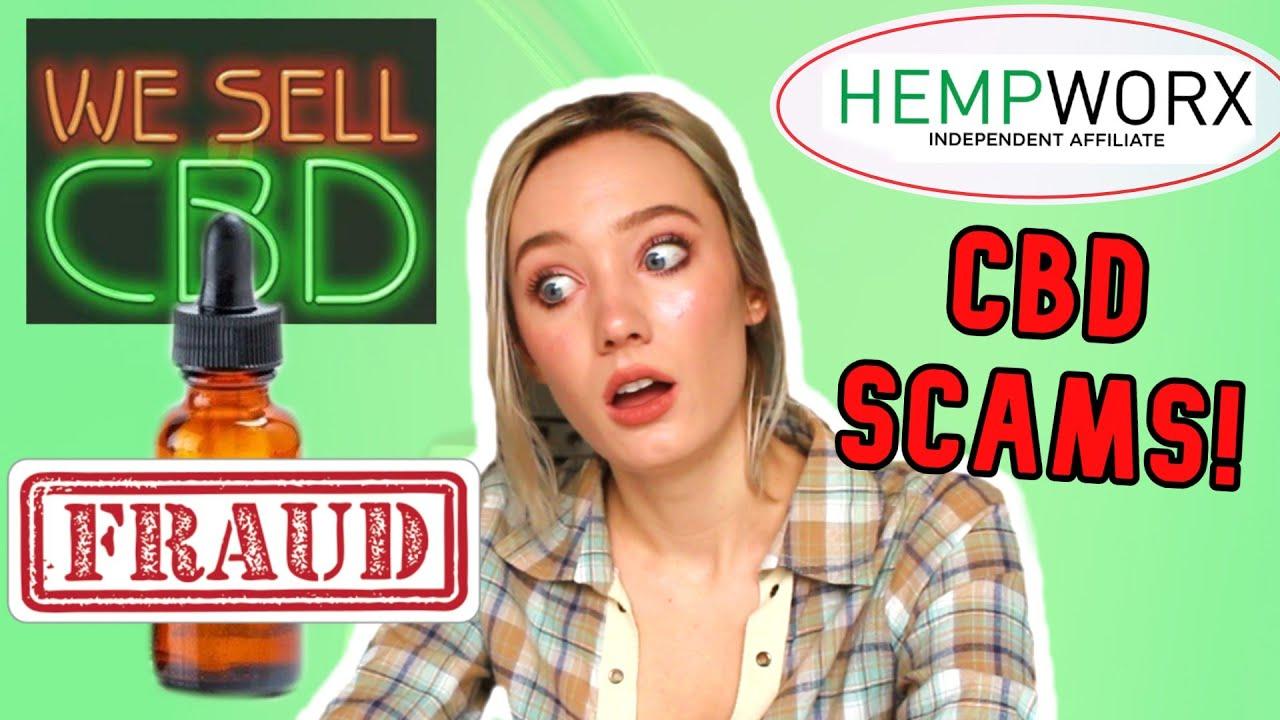 CBD MLMs and FAKE CBD?! CBD Scams are Harmful! #ANTIMLM