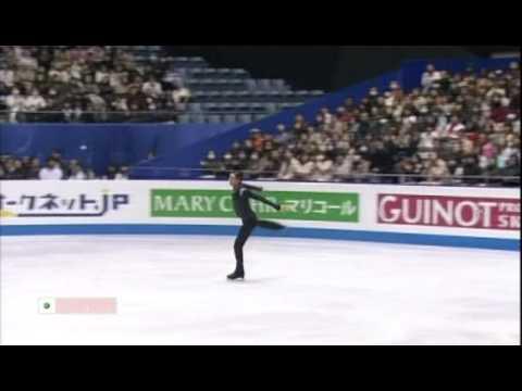 Evan LYSACEK LP Grand Prix Final 2009