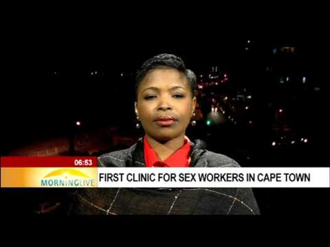 First clinic for sex workers open in Cape Town