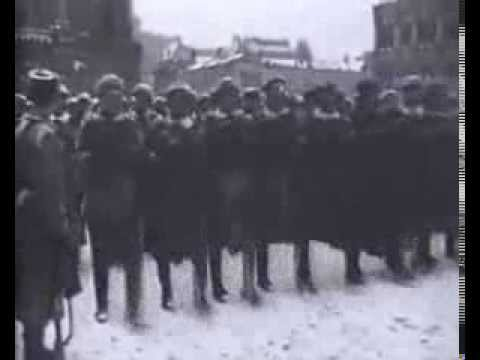 March of the defenders of Moscow (1941)