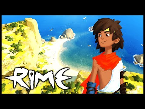 RIME, O FILHO DE ICO E SHADOW OF THE COLOSSUS – RiME #1