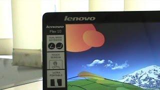 Lenovo Flex 10 - Konektivitas