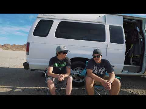INTERVIEW WITH A VAN DWELLER   RAW UNCUT