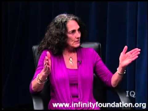 Susi Roos on Inner Quest TV produced by Infinity Foundation Highland Park, IL