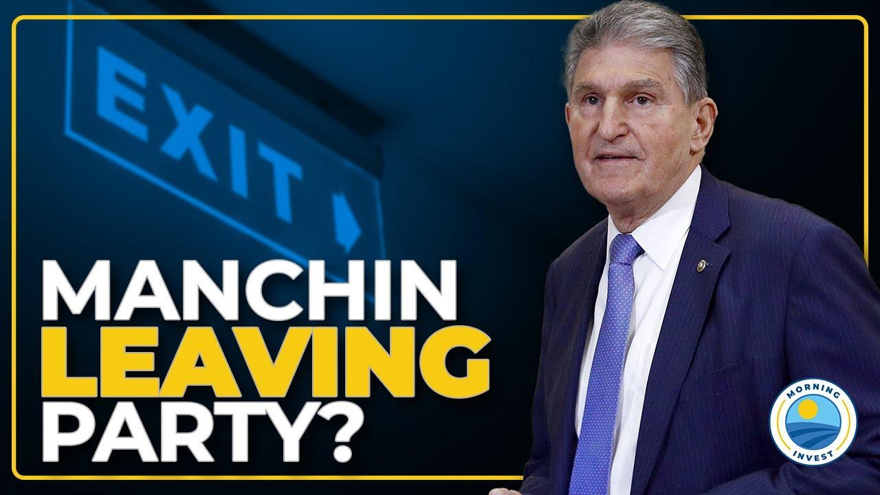 Joe Manchin Threatens To Quit Democratic Party