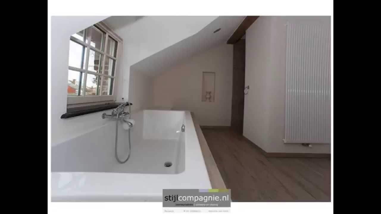 Stijl compagnie interieuradvies/ ontwerp project badkamer villa ...