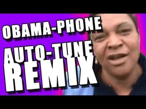 GOT OBAMA PHONE - Remix - #ObamaPhone - WTFBrahh