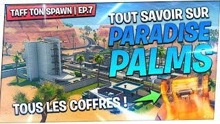paradise palms le guide ultime taff ton spawn ep 7 sur fortnite - panneau fortnite paradise palm