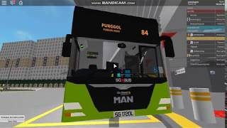 Go-ahead Roblox| service 84 | Punggol Temporary Int - Punggol Road End (loop)| part 2