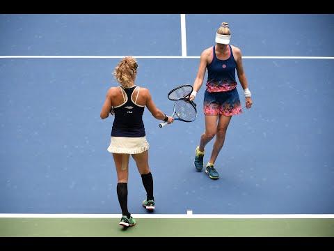 Siegemund/Zvonareva Vs Melichar/Xu | US Open 2020 Women's Doubles Final