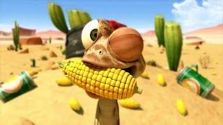 Oscar Oasis - RELOJ de CUCO (2019) _Funny dibujos animados Para Niños de Oscar Oasis 2019 #ORREO