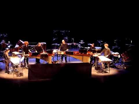 Les Percussions de Strasbourg - Andrew STANILAND - Hex