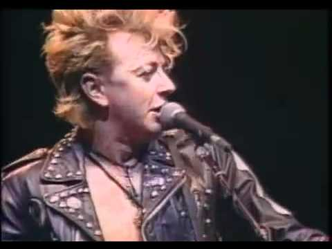 Stray Cats - Be-Bop-A-Lula - Live