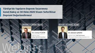 Türkiye'deki Yapıların Deprem Tasarımına Genel Bakış Part - 1