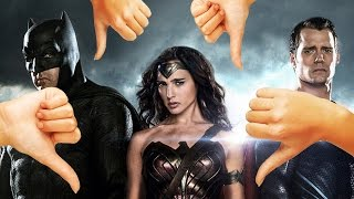 Critics Are Ripping Batman v Superman Apart
