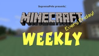 Minecraft Weekly - 66 - Junk Jack, Ronald McDonald, Rykene Village