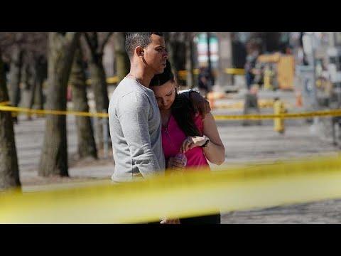 Toronto : les témoins sous le choc