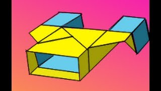 How to Fold the Ketch Paper Airplane Video Instructions